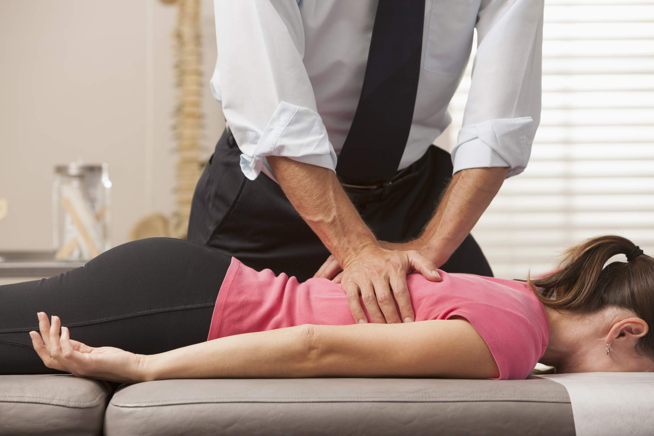 Using Alternative Medicine to Manage Spinal Stenosis