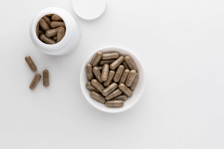 Mullein capsules
