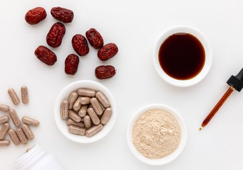 Ziziphus capsules, powder, extract, and dried fruit