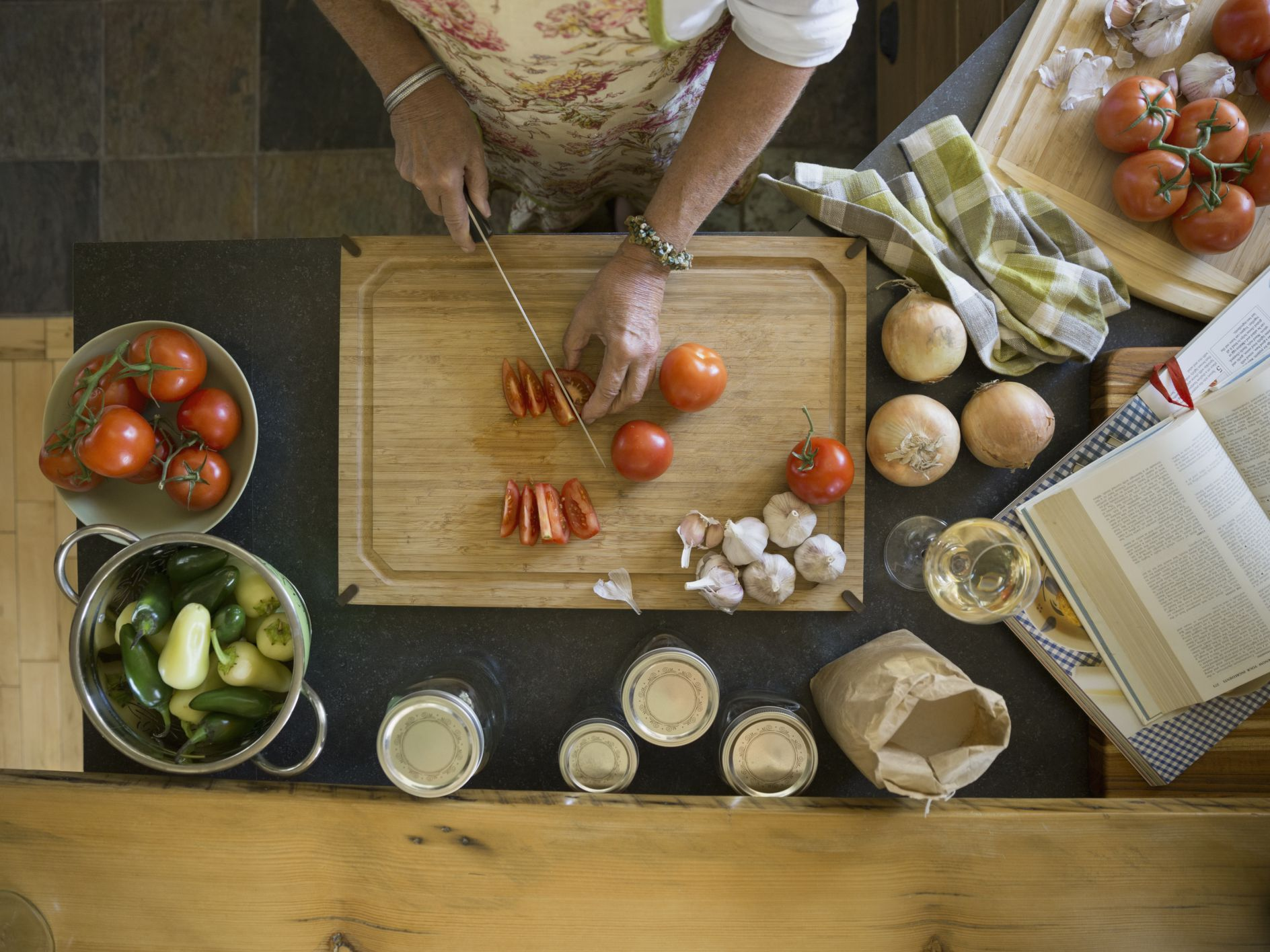 Best Cookbooks for People Living With Cancer
