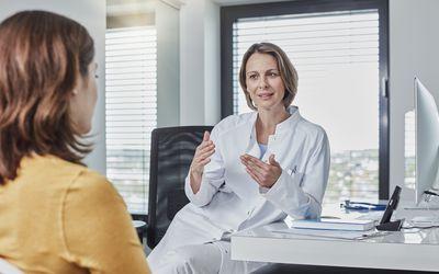 Physician patient talk