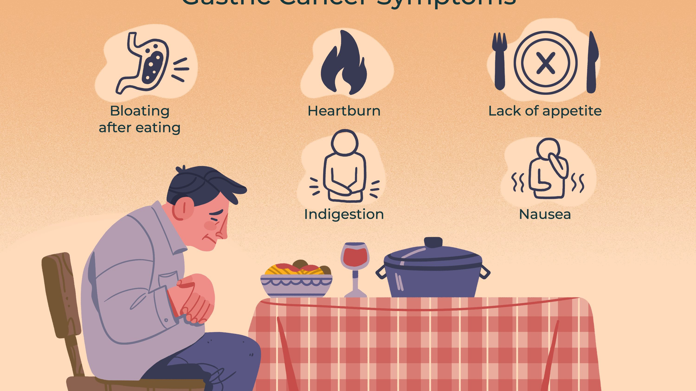 Cancerul de stomac – depistat adesea in stadii avansate   genunetwork.ro