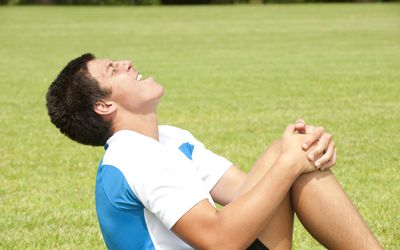 knee pain sports
