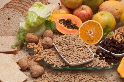Fiber rich foods to include in a low cholesterol diet fiber rich foods forumfinder Gallery