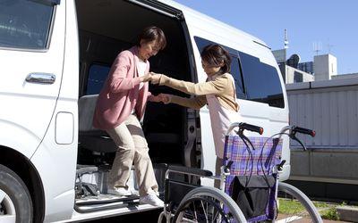 senior transport