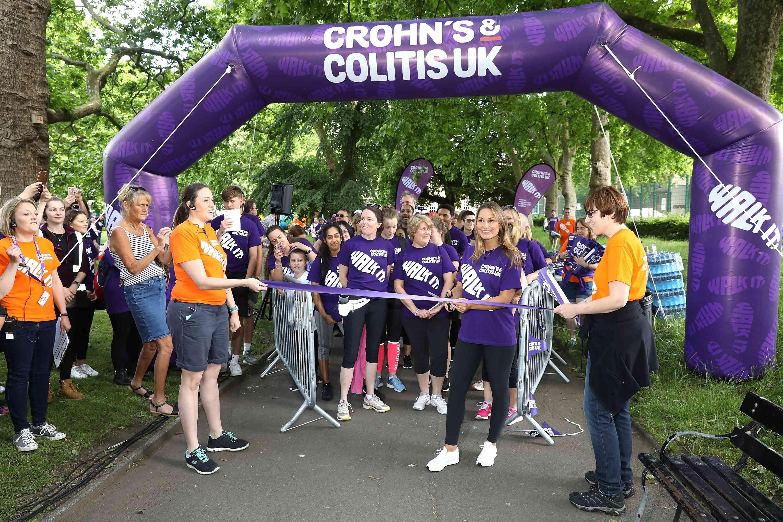 WALK IT Around London For Crohn's & Colitis UK