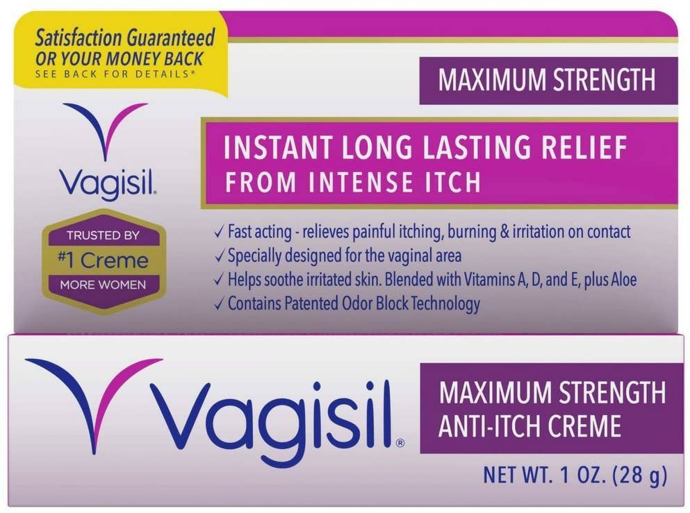 Vagisil Anti-Itch Creme
