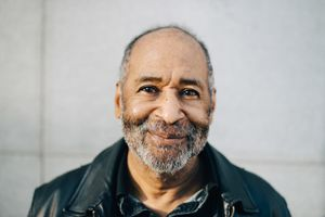 Picture of man smiling.