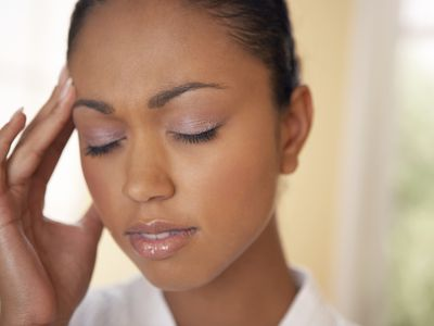 Stress is a stroke risk factor