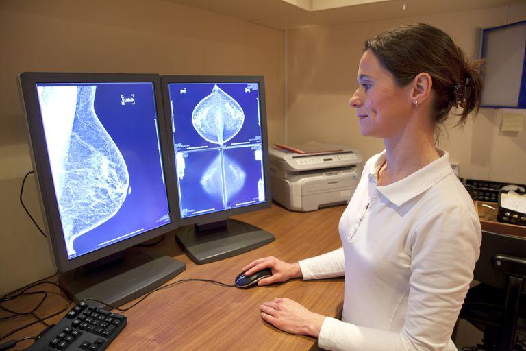 mammogram results