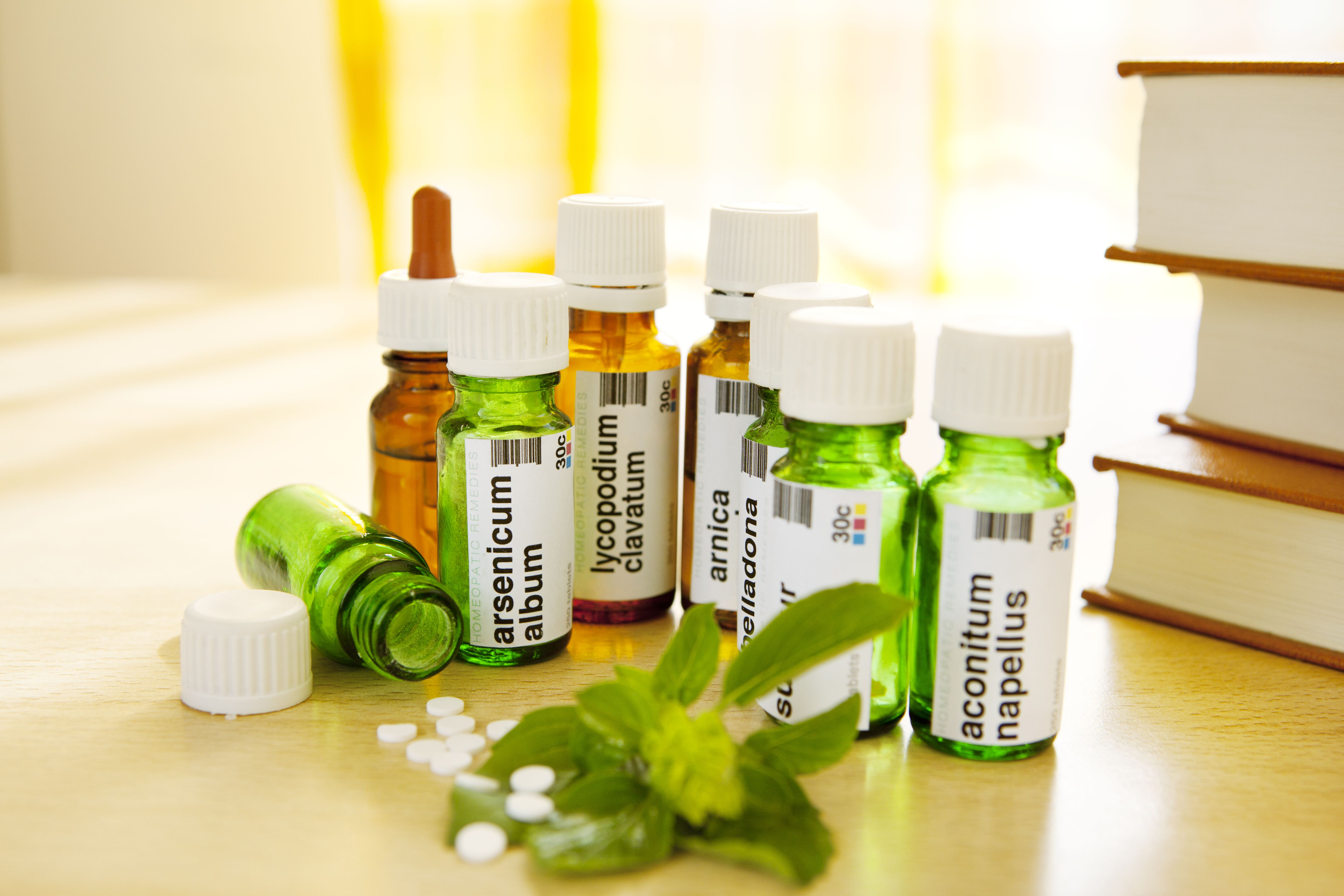 Homeopathic Remedies for Ear Infections