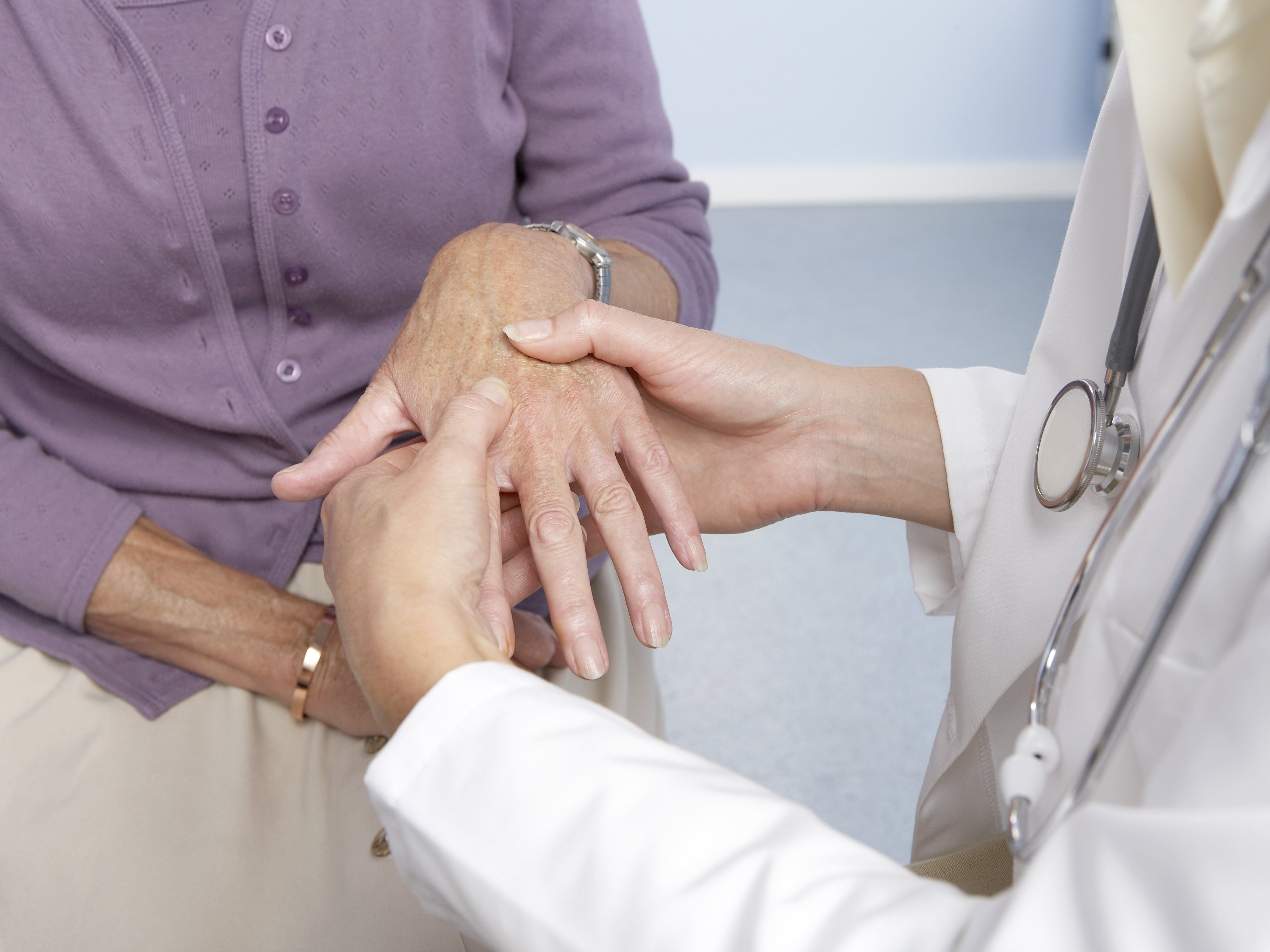 Causes of Lumps and Bumps on the Hands and Wrists