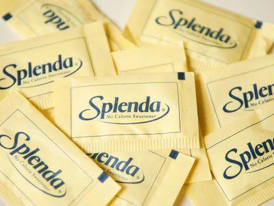 Splenda packets
