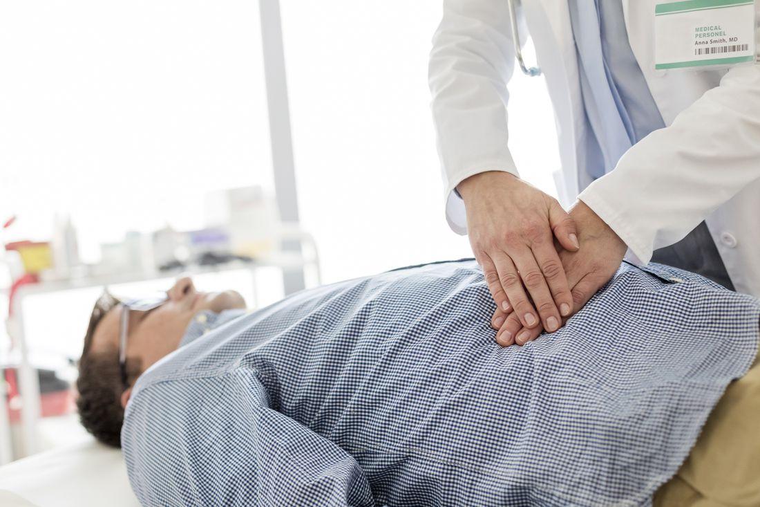 Überblick über die IBS-Symptome bei Männern