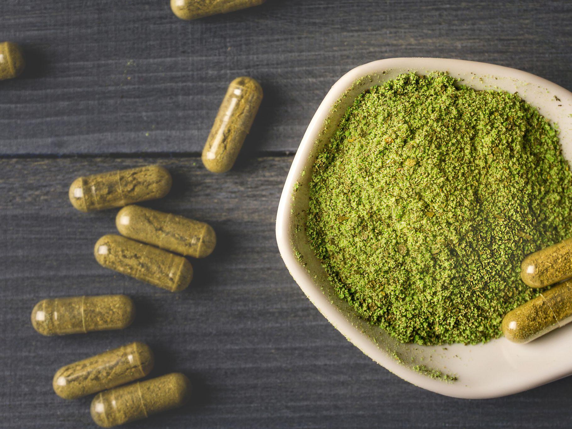 Do maeng da kratom capsules act as painkillers?