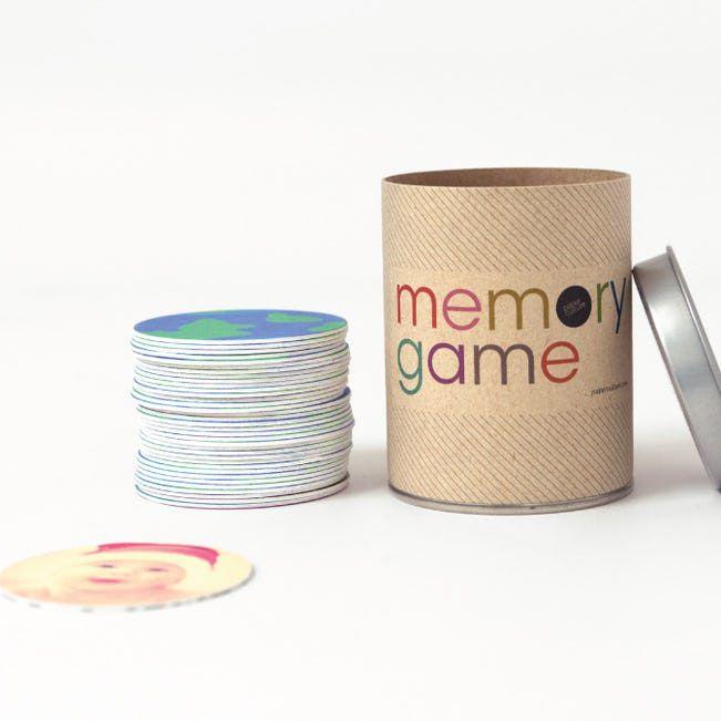 Paper Culture Memory Game