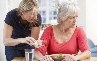 Challenging Behaviors in Alzheimer's Disease