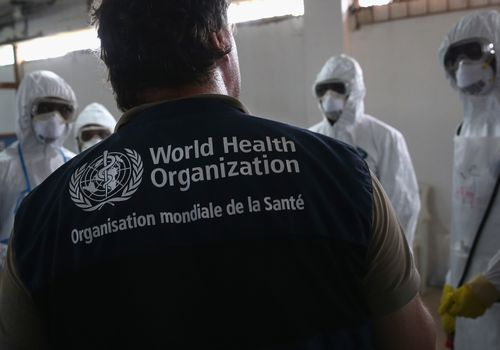 world health organization crew