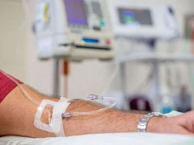 Immunotherapy infusion for cancer patients