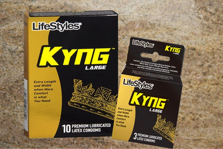 Lifestyles Kyng Condoms Review