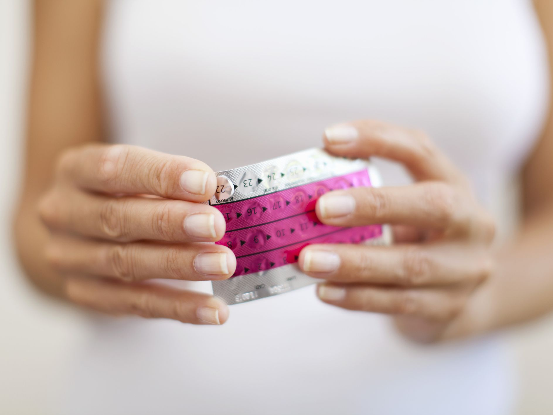 Minimizing Birth Control Side Effects