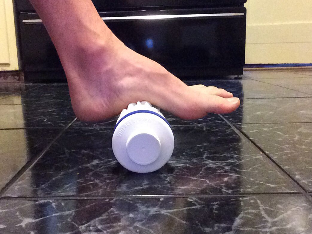 744b2dd3c9 The Ice Bottle Massage for Plantar Fasciitis