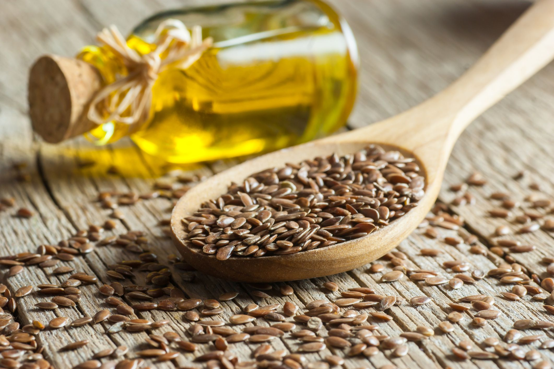 flax seed oil and breast cancer