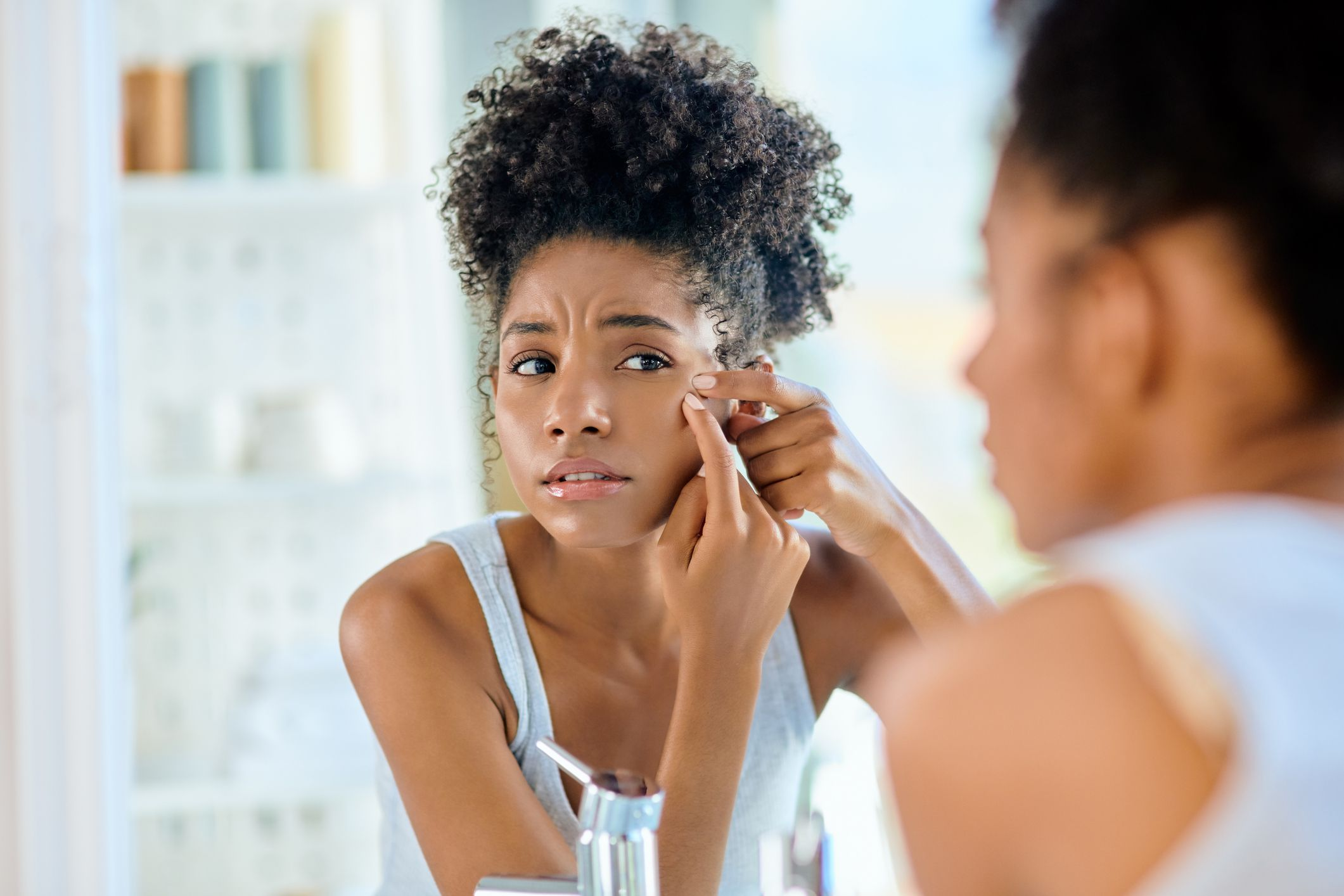 Acne Treatment Tips for African American Skin