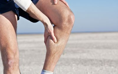 Treatments of a Pulled Muscle