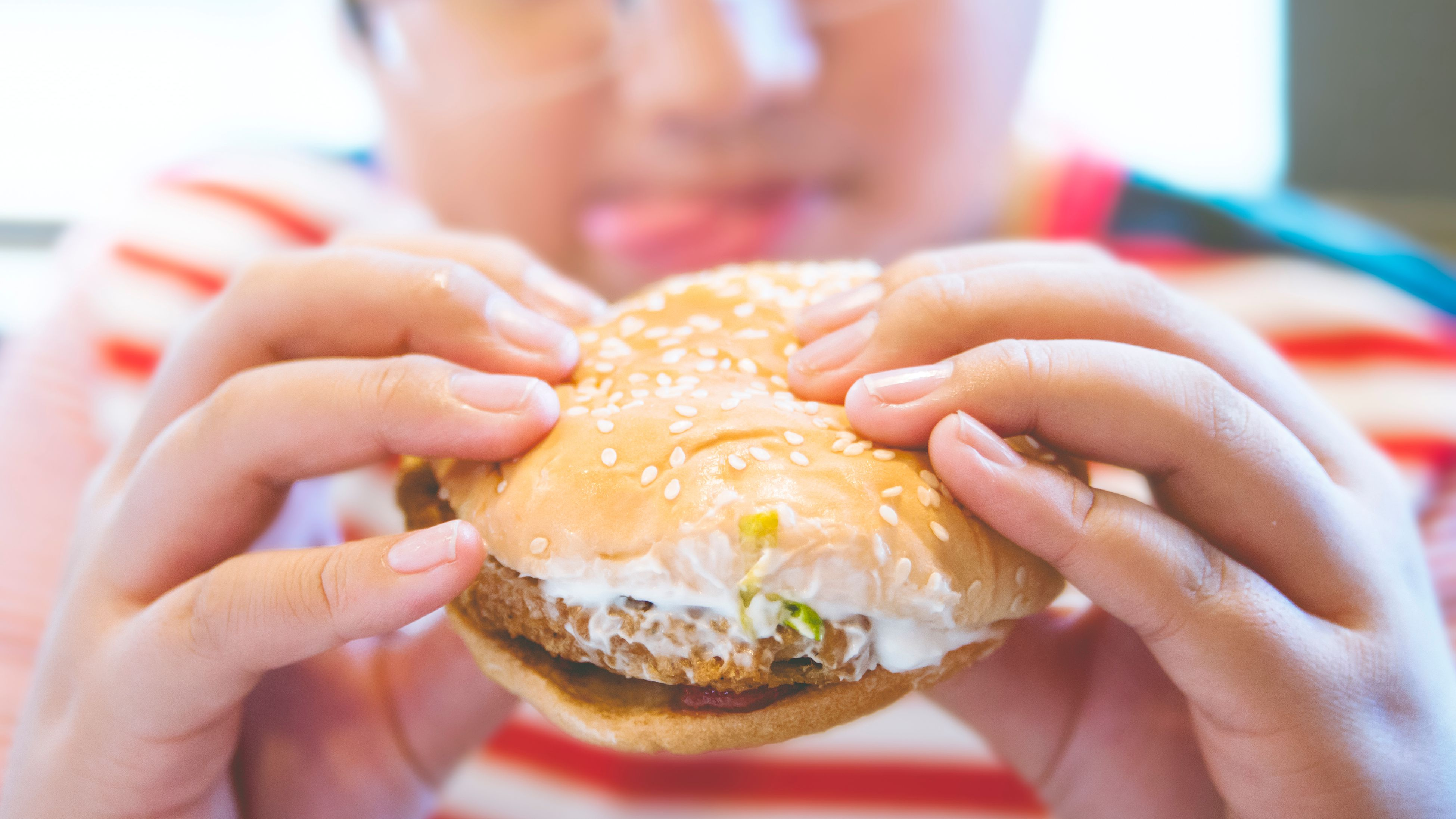 scholarly articles fast food diet