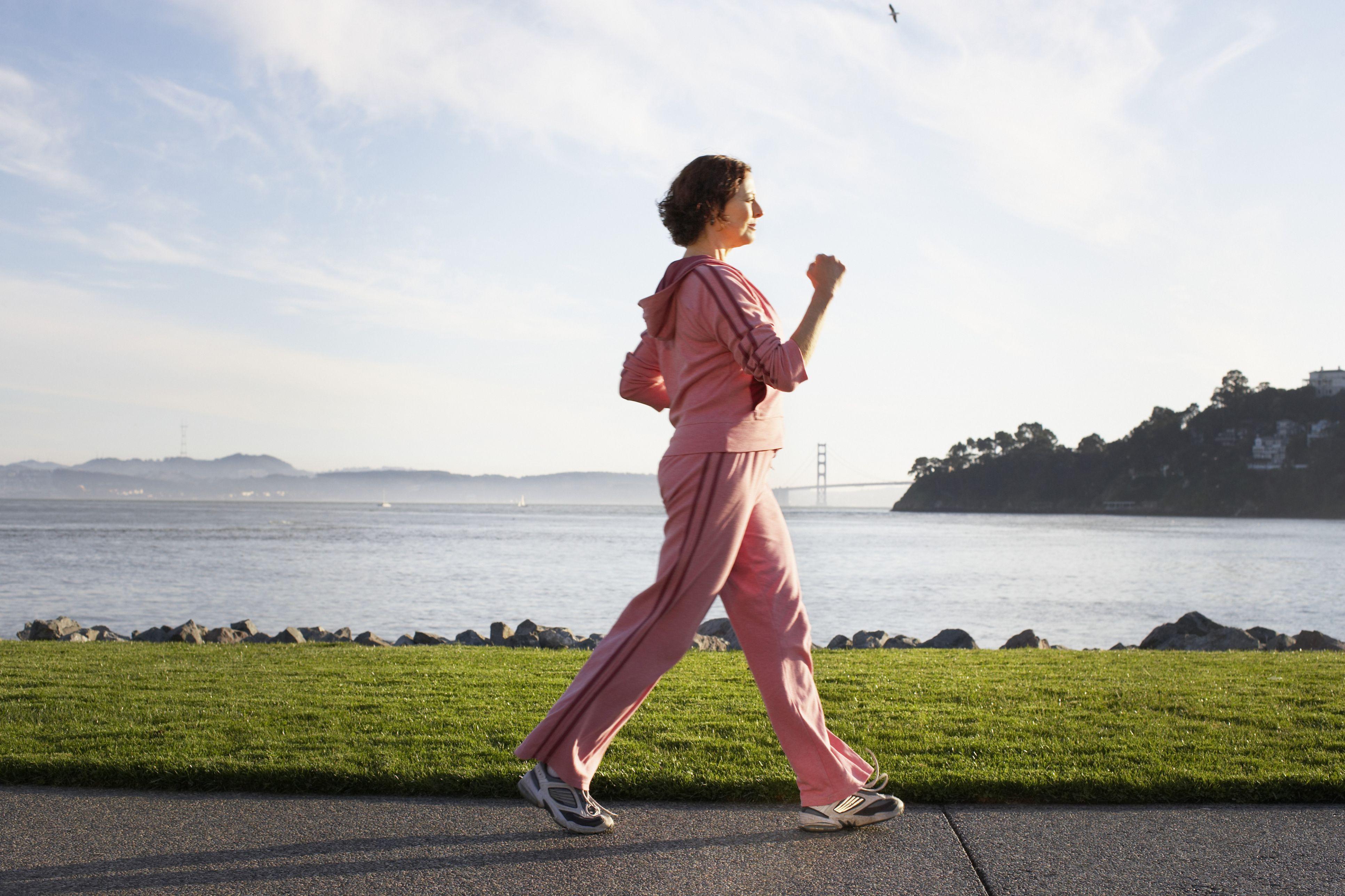 Woman Walking Solo - Fuse - Getty