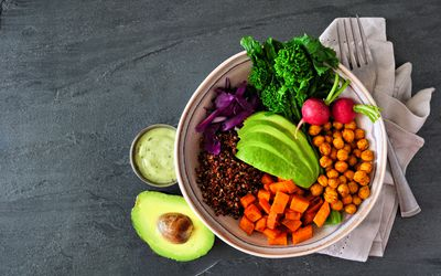 foods on small particle diet