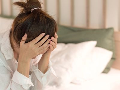 Feeling sick with meningitis