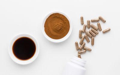 Kudzu powder and extract