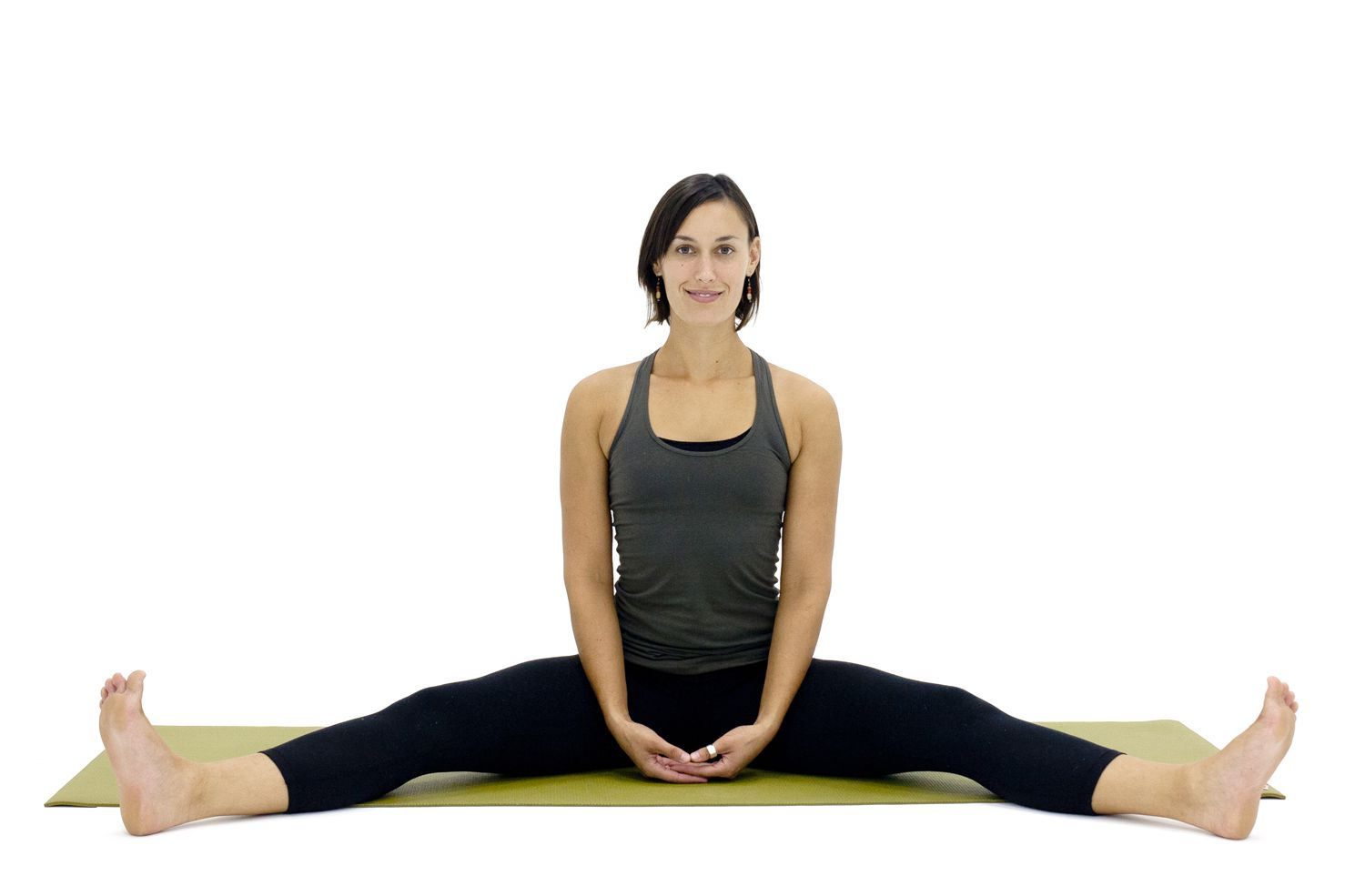 6 Yoga Poses For Your Period To Help Relieve Cramps