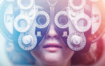 Gallery of Eye Examination Equipment