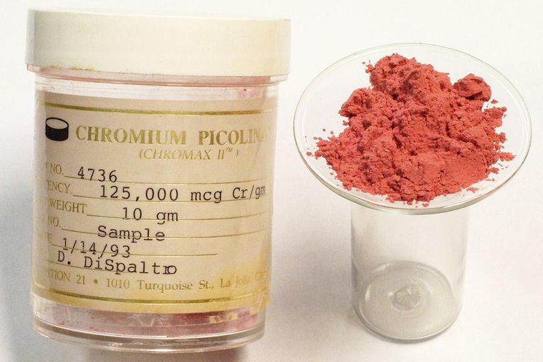 Chromium Picolinate: Benefits, Side Effects, Dosage, and