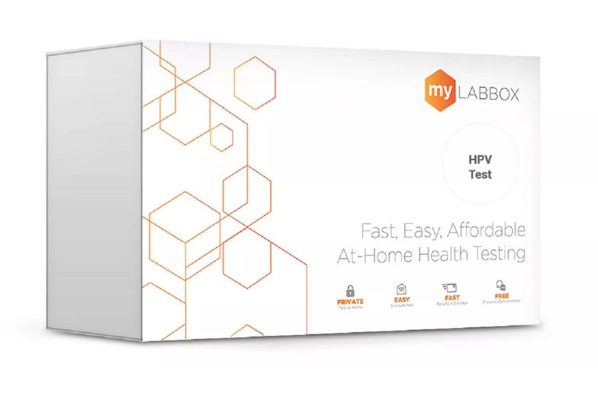 myLAB Box At-Home HPV Test Kit