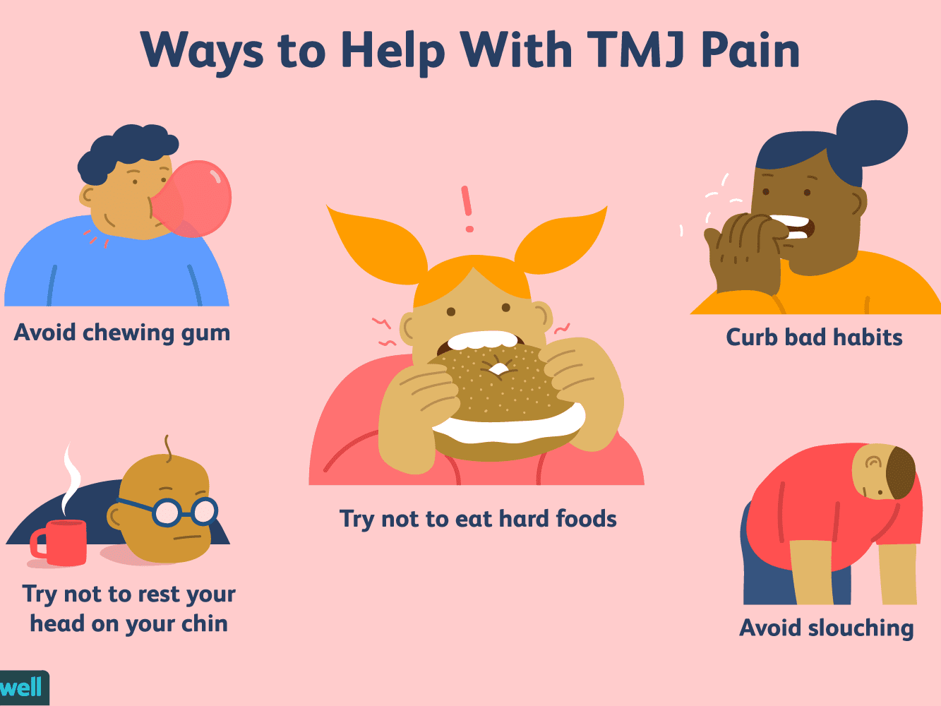 Things To Stop Doing If You Have Tmj