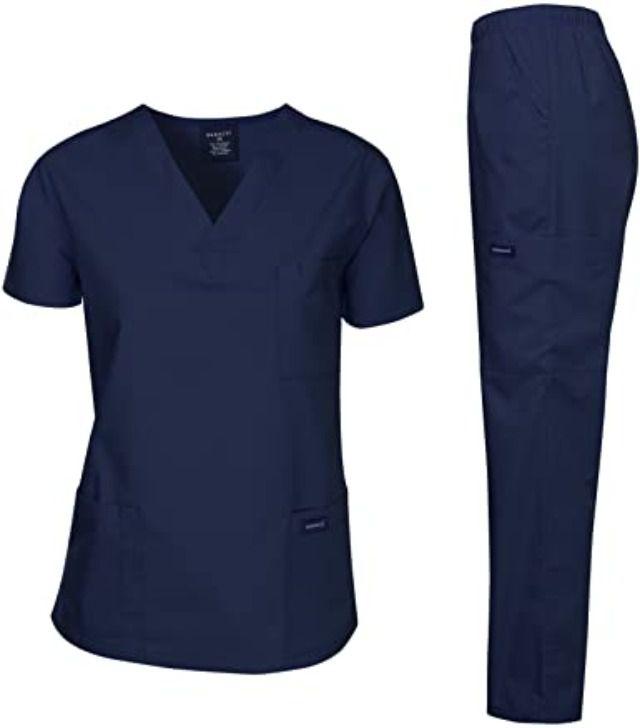 Dagacci Scrubs Medical Uniform