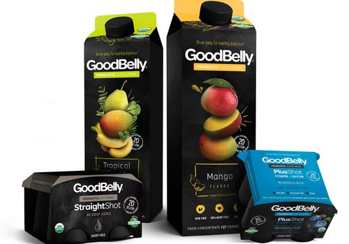 GoodBelly product line