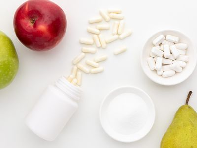 Apples, pears, and malic acid supplements