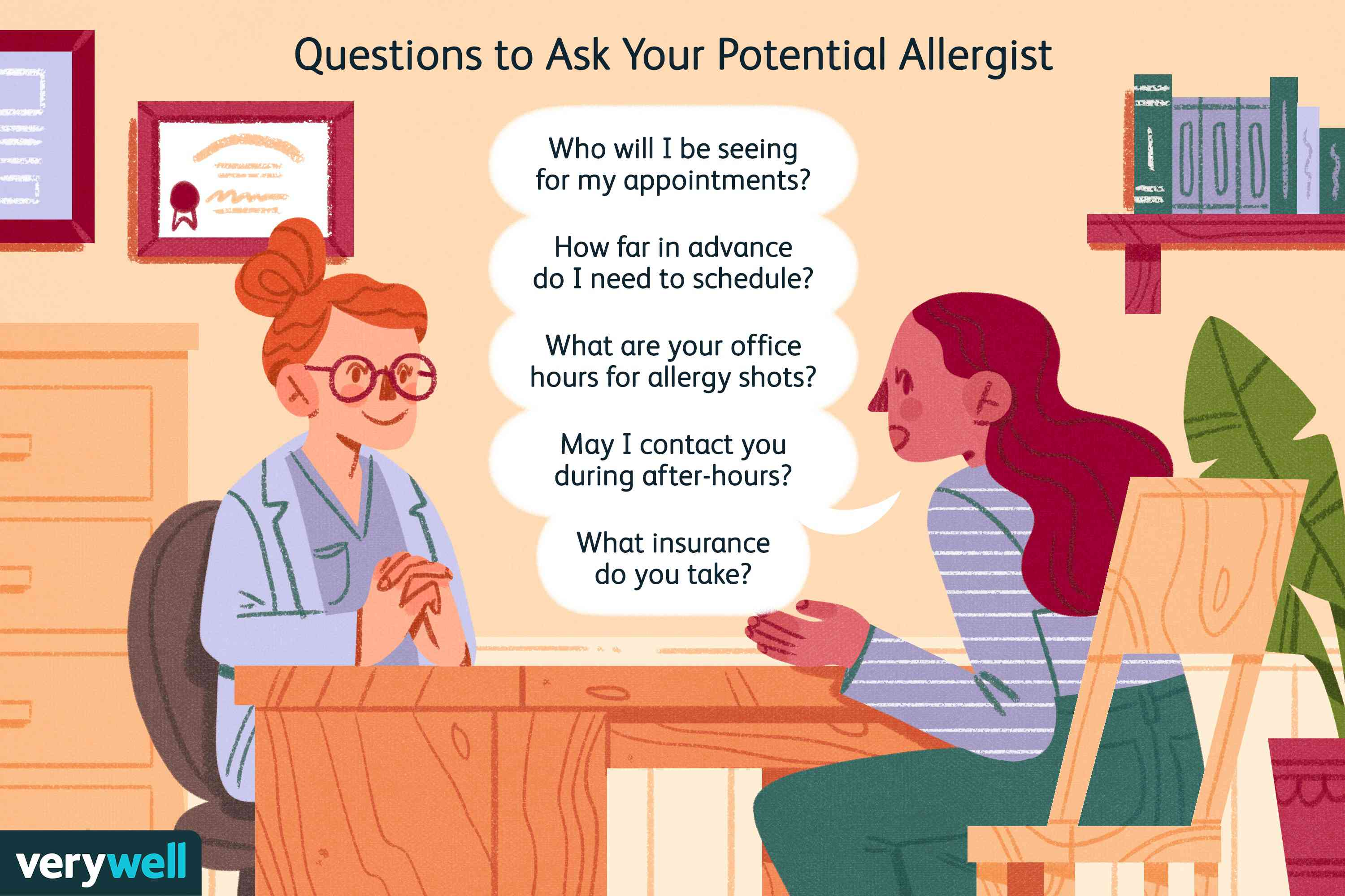 Questions to Ask Your Potential Allergist