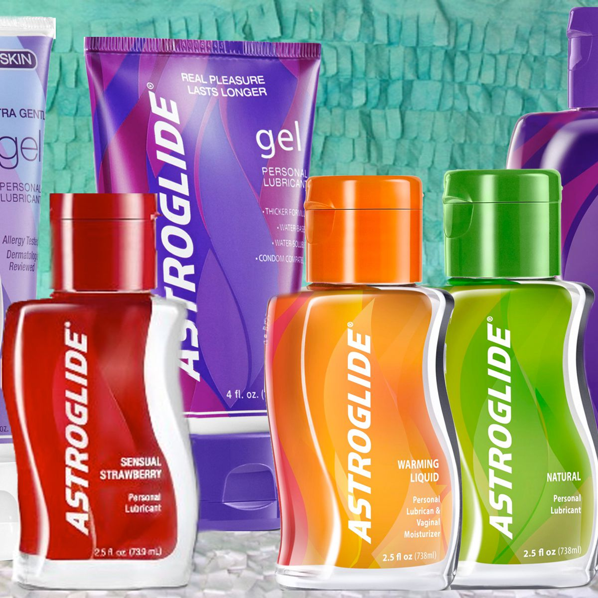 Astroglide Water-Based Personal Lubricants