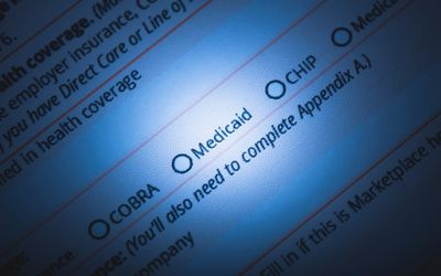 medicaid on application