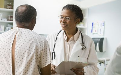 Diagnosing and treating GIST