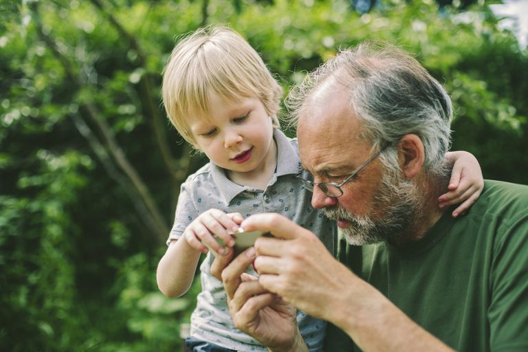 7 Tips for Bonding With Your Autistic Grandchild