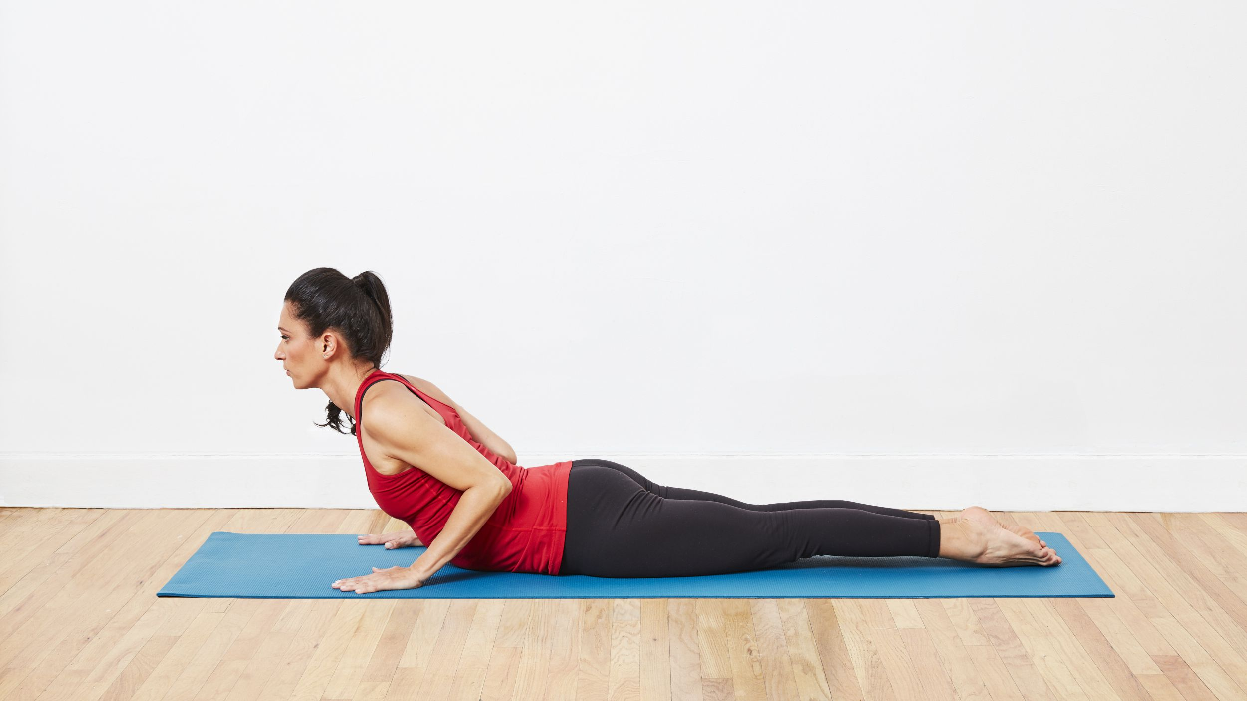 Yoga Cobra Pose Modifications for Back Pain