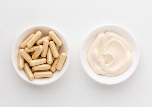 Cetyl Myristoleate capsules and topical cream