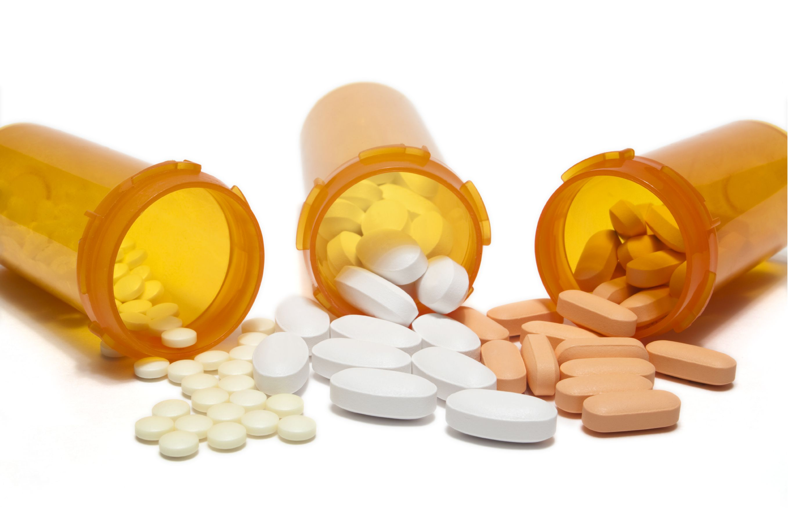 A List of Medications That Increase Cholesterol Levels